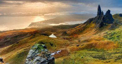 Cornwall - keltské památky