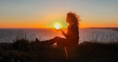 Energie ÚPLŇKU a letní slunovrat