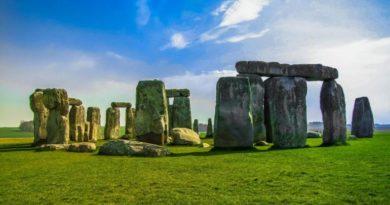 Stonehenge - letní slunovrat