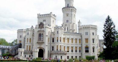Keltské hradiště u Hluboké nad Vltavou