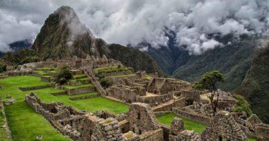 Machu Picchu - incké kultovní město