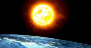 Má Slunce vlastní vědomí?