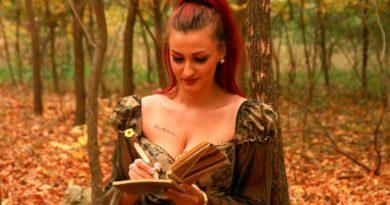 Čakry a Moderní čarodějka