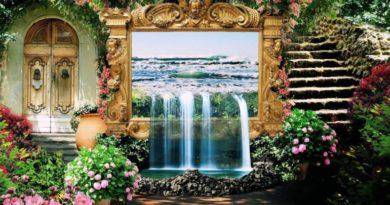 Blíží se konec roku - maxi zrcadlení