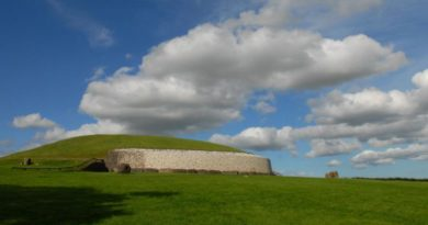 Newgrange - keltské království Slunce