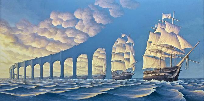Magický realismus - imaginační příběhy