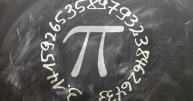 Transcendentní číslo π a pyramidy