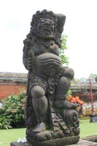 Bali - ostrov bohů, duchů a démonů