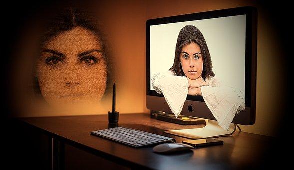 Virtuální soukromí v čekárně na život