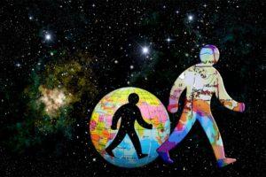 Nassim Haramein a poselství Věku Vodnáře
