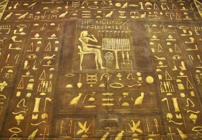 Původ abecedy a fénické písmo