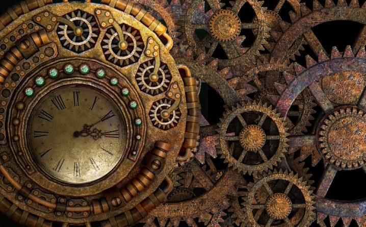 Čas je stále nový a sám v sobě přítomný
