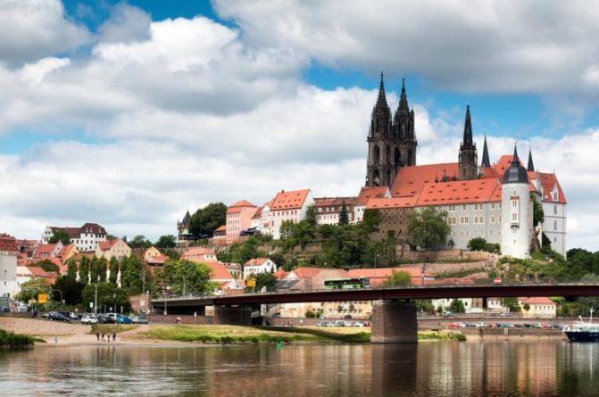 Propojení s Německem - festival růží