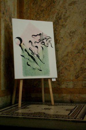 Umělecká tvorba - Alena Kurtulíková