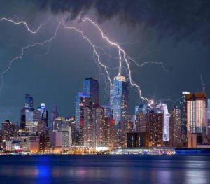 Magnetické síly člověka a přírody, zloba a počasí