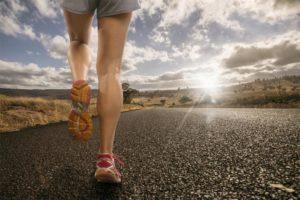 Aktivujte životní sílu - chození pozpátku