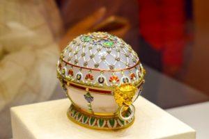 Fabergého Vejce - velikonoční klenoty
