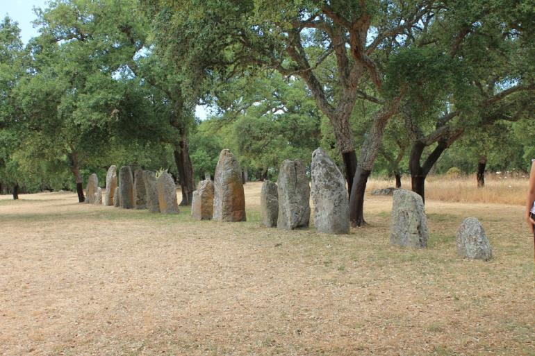 Menhiry léčí celou krajinu, umocňují síly člověka