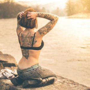 Energetické vibrace tetování