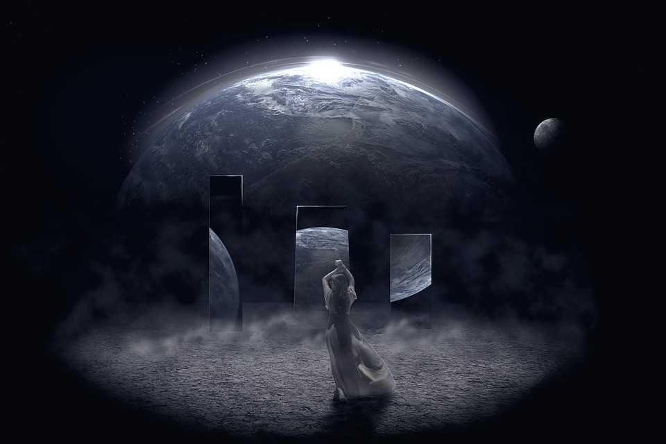 Astrální putování - vnitřní bariéry