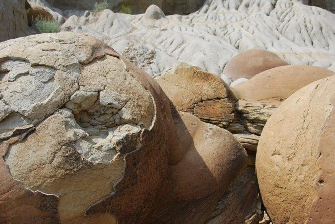 Austrálie - kamenné koule Devils Marbles