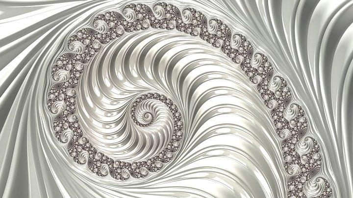 Superhologram a fraktální vzorce - holografický model světa