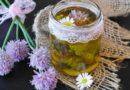 Pažitka - zdroj vitaminů, jedlé květy