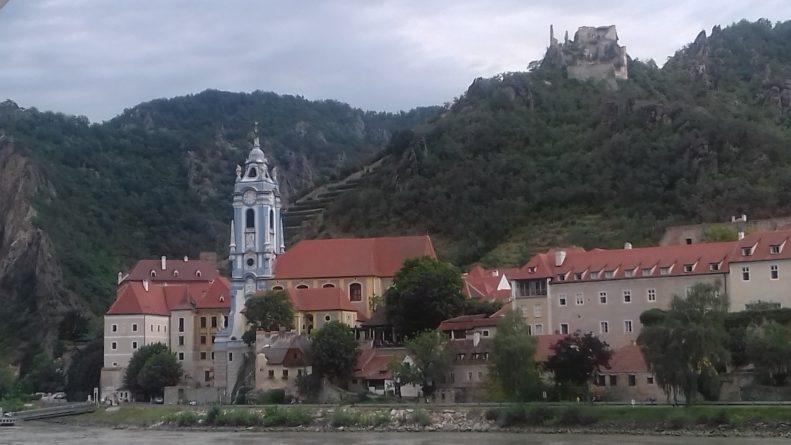 Romantická plavba lodí po Dunaji malebným údolím Wachau