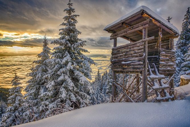 Energie zimního slunovratu v novém prostoru a čase