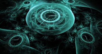 Jemnohmotné sféry mimo dimenze času a rozumu