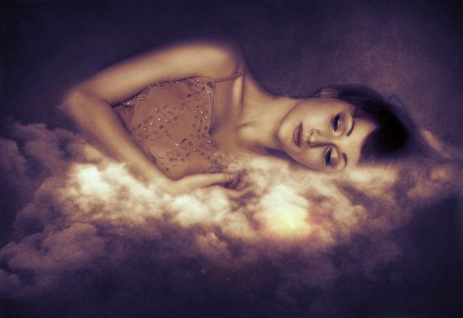 Meditace o světle a cestování časem