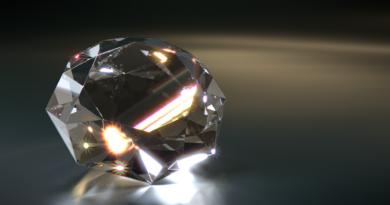 Dosahuje mystické tajemství diamantu do hlubokého vesmíru?