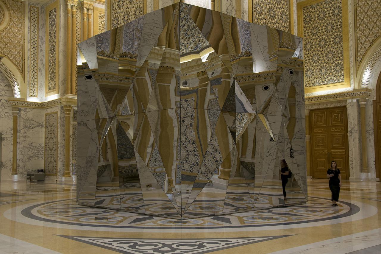 Božská geometrie, Universum a posvátné místo v lidském srdci
