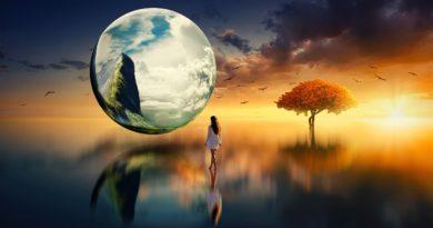 Jsem věčné dítě věčného vesmíru - chvilka poezie