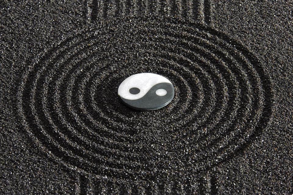 Prvotní vědomí prochází neutuchajícím procesem stávání se, proměnou dokonalé rovnováhy v nerovnováhu stává se poznatelné ve vědomí člověka