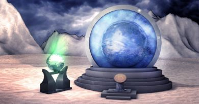 Flexibilní vesmír a transformační magie