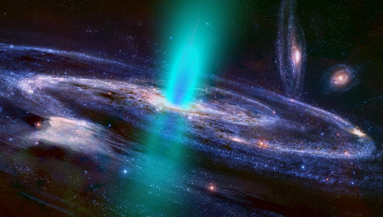 Kosmická zrcadla, jednotné pole vědomí a skrytá realita vesmíru