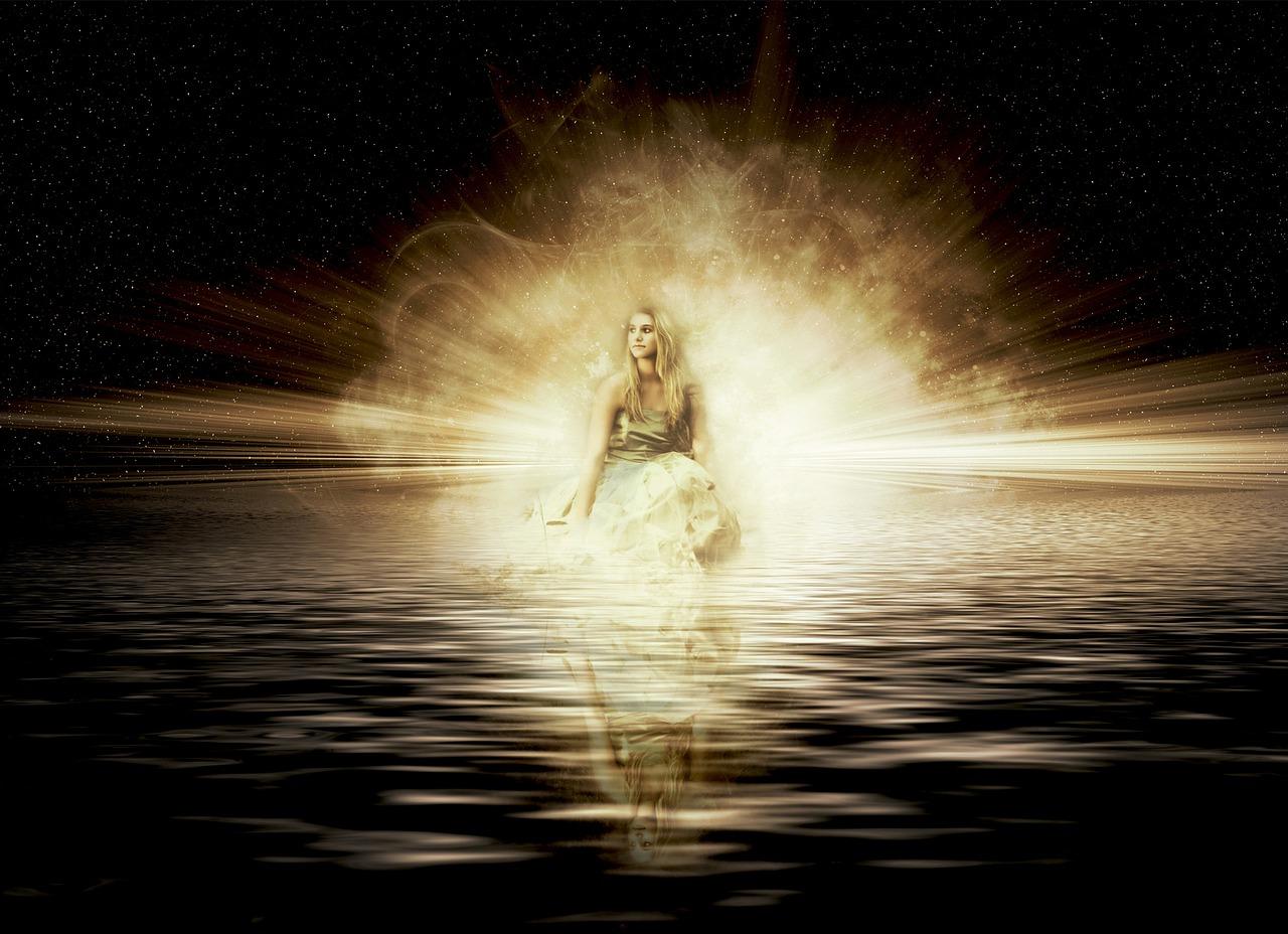 Čas Blíženců, Adam a Eva ve své nahotě, Anděl s ochrannými křídly a komfortní zóna